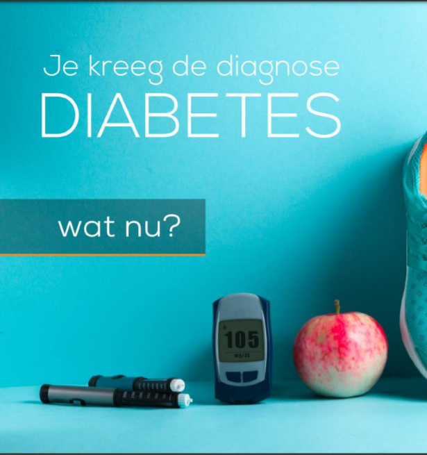 Folder voortraject diabetes